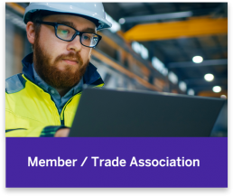 Member and Trade Associations